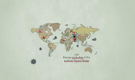 Europa zachodnia i USA podczas Zimnej Wojny
