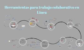 Copy of Herramientas para trabajo colaborativo en empresas