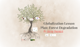 Globalization Lesson Plan: Forest Degradation