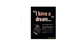 I have a dream speech <33