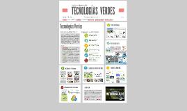 Copy of APLICACIONES DE TECNOLOGÍAS VERDES