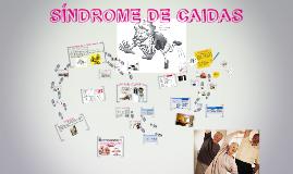 Sindrome Geriatrico: Caídas