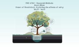 PAD 4704 - Research Methods