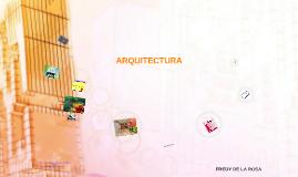 Copy of Arquitectura - Proyecto De Vida