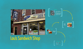 Copy of Lou's Sandwich Shop