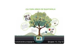 CULTURA XINCA DE GUATEMALA