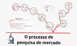 Pesquisa e Sistemas de Informacao de MKT