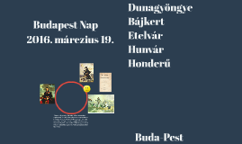 Fővárosotok nevét Budapestre kellene változtatni, amely kevé