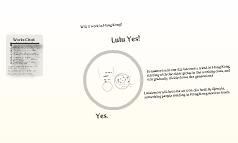 Copy of LULULEMON PRESENTATION
