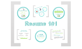 Copy of Resume Basics