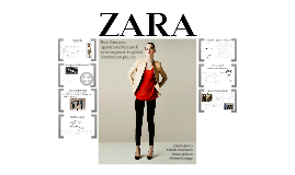 MKT700 - Zara's Innovative Approach in SCM