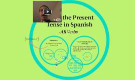 Copy of Present Tense of -AR Verbs