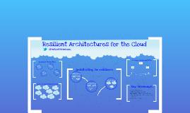 DDD Melbourne - Resilient Architectures