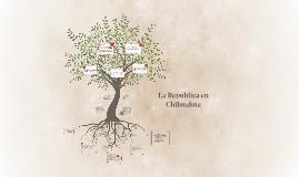 Copy of Copy of Chihuahua, capital de la república