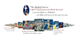 The Bethel Series Ministry Table Promo