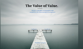 The value of value