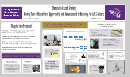 Copy of Standards Based Grading
