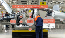 Calculate Direct labour Cost.