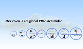 Copy of México en la era global 1982-Actualidad