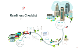 Readiness Checklist