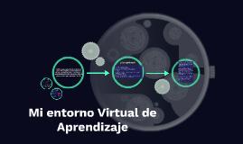 Mi entorno Virtual de Aprendizaje
