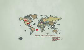 Świat w trakcie zimnej wojny