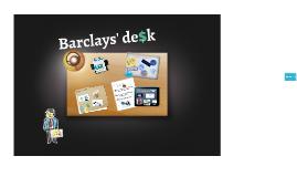 Barclays. Case study