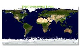 Copy of Environmental Law