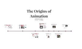 The Origins of Animation