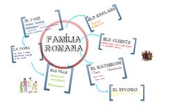 FAMÍLIA ROMANA