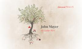 Copy of John Mayer