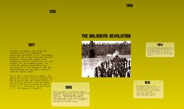 Copy of The Bolshevik Revolution