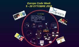 EUROPEAN CODE WEEK 2016