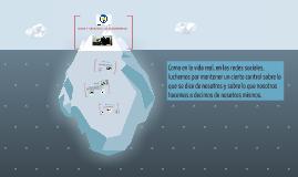 Copy of RIESGOS Y BENEFICIOS DE LAS HERRAMIENTAS WEB