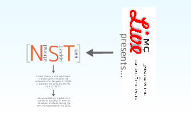 NST Live 10.II Structure