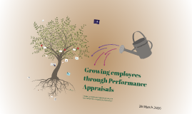 Performance appraisal, from roots to success