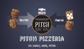 Copy of PITCH PIZZERIA