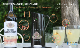 Stage seconde année