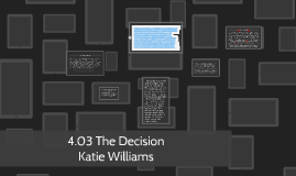 4.03 The Decision