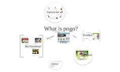 What's Pogo?
