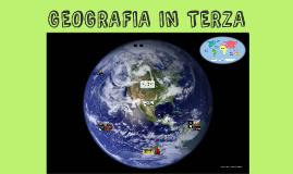 GEOGRAFIA IN TERZA
