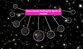 Government Funding of Sports in Canada