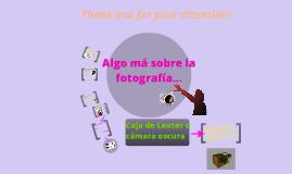 Copy of Fotografía Digital