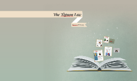 The Tignon Law