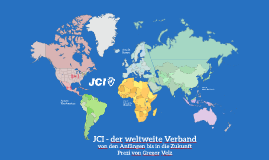 JCI - von den Anfängen bis in die Zukunft