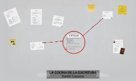 Copy of LA COCINA DE LA ESCRITURA