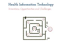 Healthcare Informatics Primer