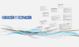 Copy of VARIACIÓN Y DESVIACIÓN