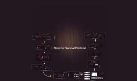 Copy of DERECHO PROCESAL ELECTORAL