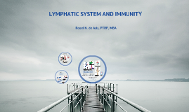 Lymphatic System and Immunity